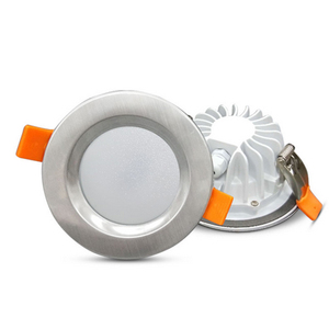 Image 1 - IP65 Waterproof LED Downlight 5W 7W 9W 12W Fire prevention Stainless Steel Cover LED Spot light for Bathroom LED Ceiling Lamp