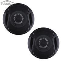 2Pcs 5 300W 2 Way Coaxial Car Speakers Automobiles Refitting Subwoofer Loudspeakers Automotive Loud Speaker Horn