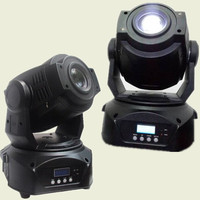 2pcs Lot Mini 60W Led Moving Head Spot Light