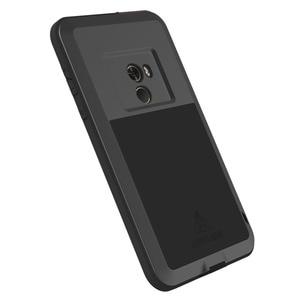 Image 4 - Coque en métal Love Mei pour Xiaomi Mi MIX 2 MIX 2S housse de téléphone antichoc pour Xiaomi Mi MIX 2 MIX 2S coque armure Anti chute complète du corps