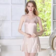 CHOHILL 2018 spring sleeping women autumn summer dress sexy. US ... 226351be3398