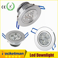 9W 12W 15W AC85V-265V 110V / 220V LED Ceiling Downlight Recessed LED Wall lamp Spot light With LED Driver For Home Lighting zk50
