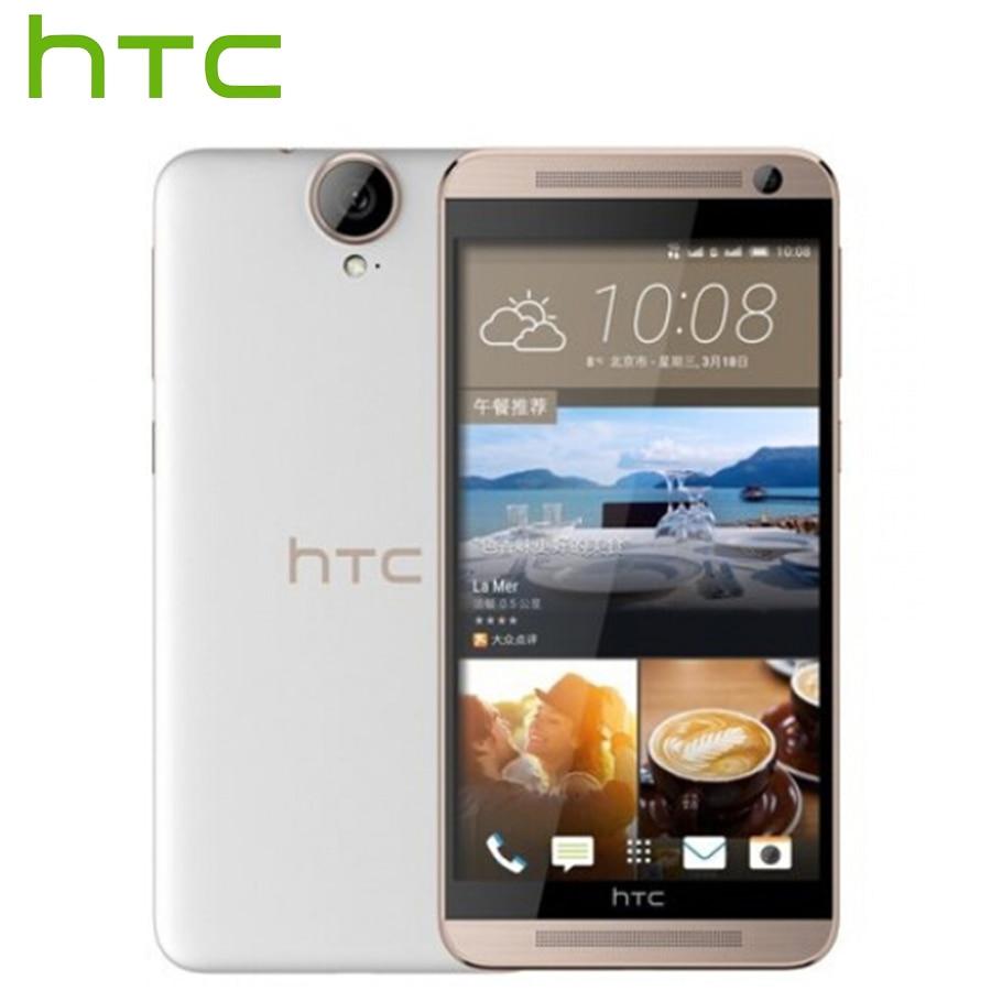htc one e9 e9pw - Original HTC One E9+ E9 Plus E9pw 4G LTE Mobile Phone 5.5 inch MTK Helio X10 Octa Core 3GB RAM 32GB ROM 20MP 2800mAh SmartPhone
