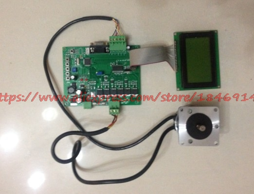 STM32 FOC Vector Sine Wave And Square Wave Drive Brushless Motor (BLDC, PMSM) Driver Development Board