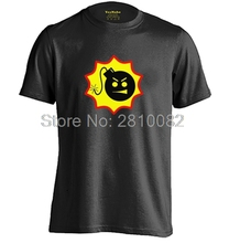 Serious Sam Video Game Mens & Womens Vintage T Shirt Casual T Shirt