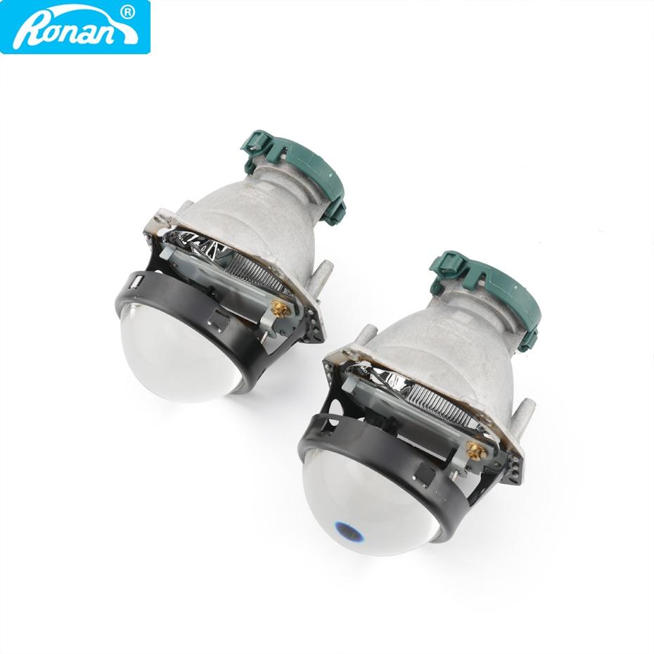 Upgrade 3.0'' HID Bi Xenon For Hella 3R G5 Projector HD Lens Auto Car Headlight Retrofit DIY D1S D2S D3S D4S