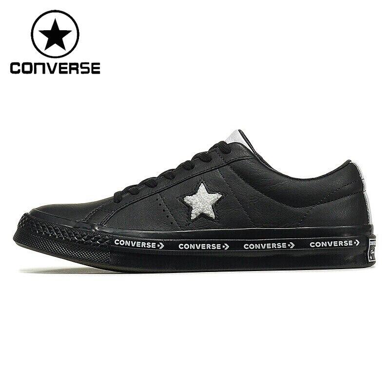 Nouveauté originale Converse chaussures de skate unisexe baskets en toile