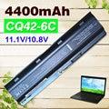 4400mAh laptop battery for HP Pavilion g6 Series 586006-321 586007-541 586028-341 588178-141 593553-001 593554-001 GSTNN-Q62C
