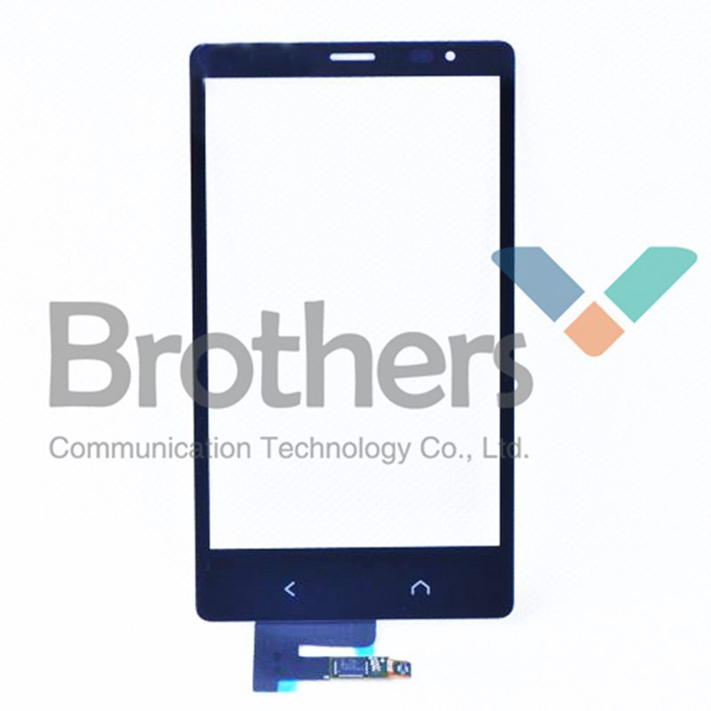 Wholesale Black New Front Touch Screen Digitizer Panel For <font><b>Nokia</b></font> x2 <font><b>1013</b></font> X+ X2DS Free Shipping image