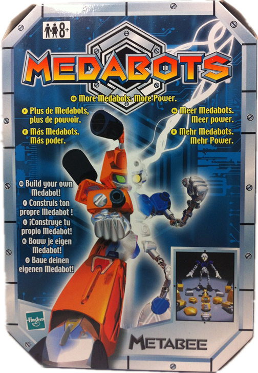 US $30 0 |Medabots can be assembled robot model toys-in Action & Toy  Figures from Toys & Hobbies on Aliexpress com | Alibaba Group