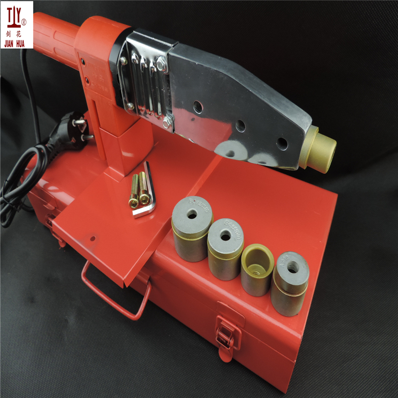 Free Shipping JIAN HUA 4Sets Die Heads 20-32mm Solder Iron For Soldering Pipes, Tool For Pipe Welder, Welders Water Heater Tube
