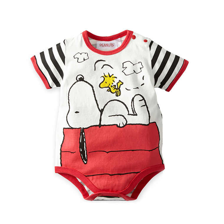 Baby summer romper girl boy cotton newborn baby clothes small monster cartoon Chip Dale jumpsuit comfortable bebe jumpsuit