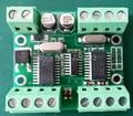 WG2RS232 Wiegand de control de Acceso práctico a RS232 converter, distinguir automáticamente el formato wiegand, 2 entradas de WG 2 puertos RS232