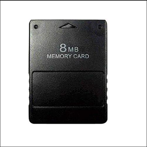 For PS2 Memory Card for Playstation 2 Save Card Storage Card 8MB