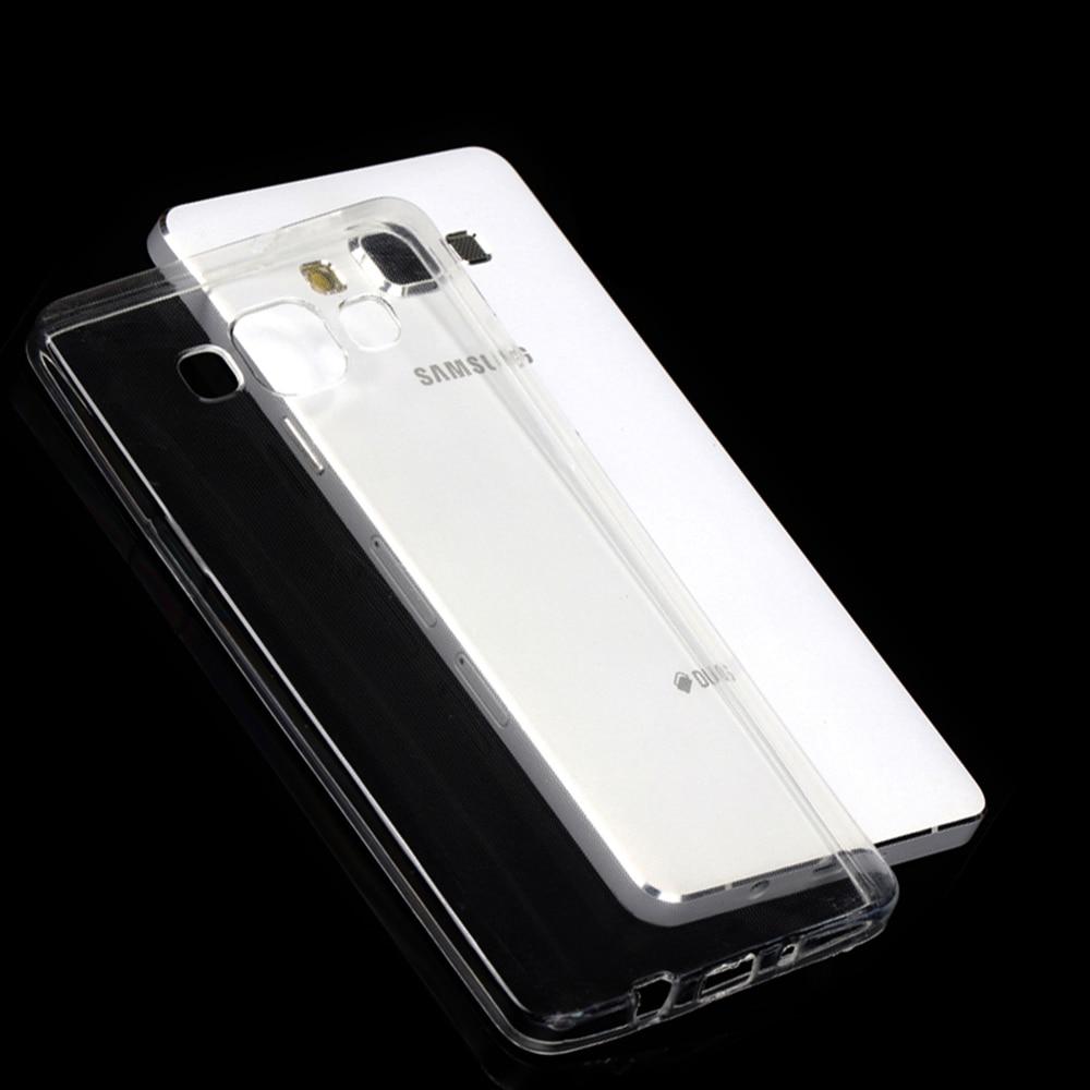 Case For Samsung Galaxy A3 A5 A7 2015 2016 2017 A 3 5 7 Duos A300 A310 A320 Cover TPU Silicon Clear Casing Housing