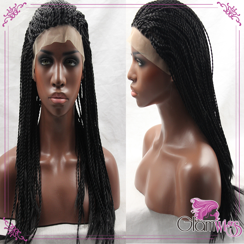 Top Braided Lace Front Wigs Black Micro Braided Wigs Synthetic Wig for Fashion Women Box Twist Braids Synthetic Lace Front Wigs генераторы