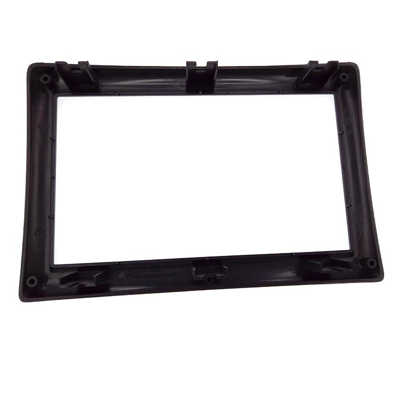 Image 4 - 2 DIN Adapter CD Trim Panel Stereo Interface Radio Car Frame Panel Fascia for RENAULT Megane II 2003 2009 2Din-in Fascias from Automobiles & Motorcycles