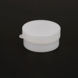 Image 5 - Frasco vacío de 5/10g para cosméticos, contenedor de maquillaje, botellas redondas rellenables, crema facial, Gel de sombra de ojos, caja de Perfume Suncreen, 50 Uds.