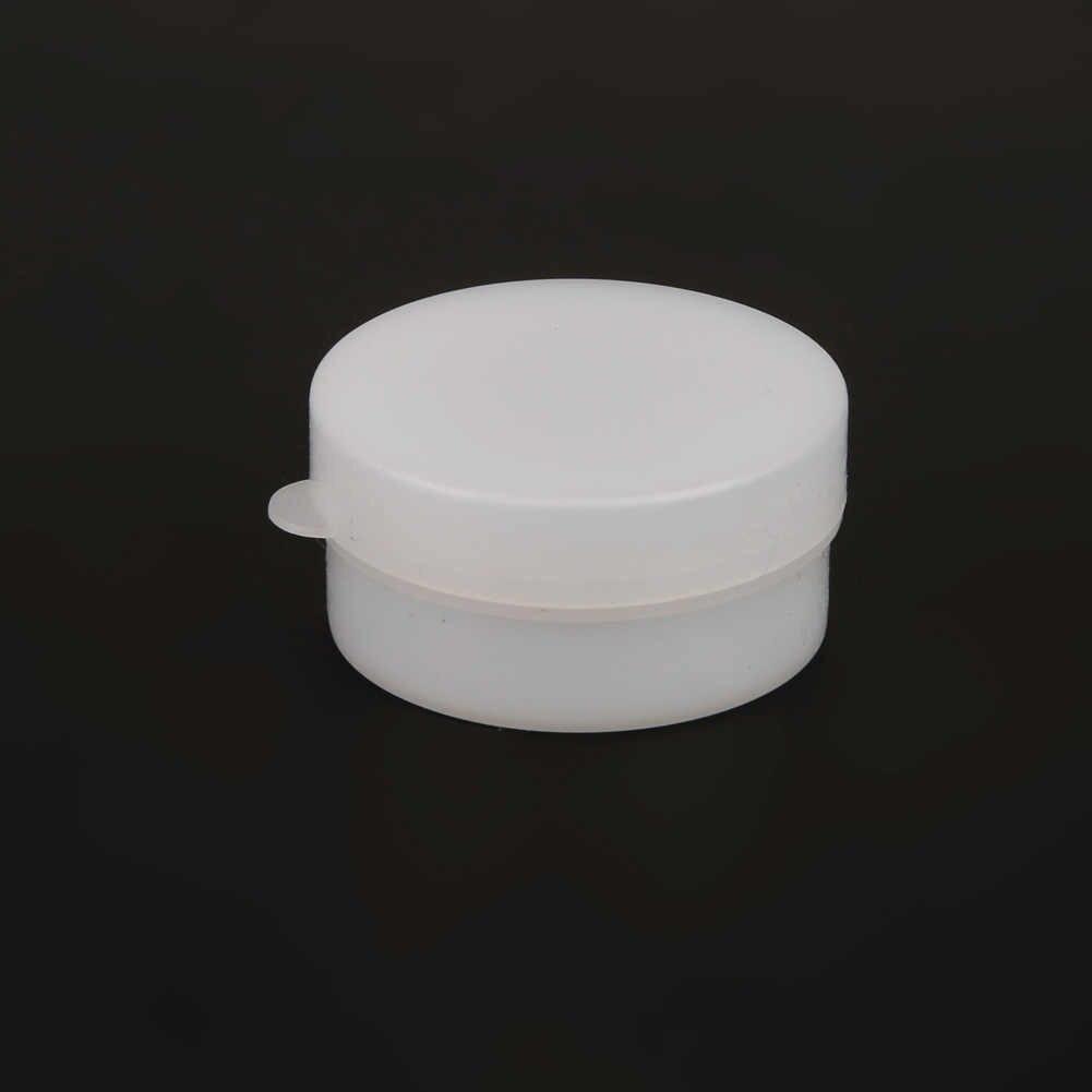 Portatile 50pcs 5g/10g Mini Bottiglie Riutilizzabili Cosmetici Vuoto Vaso Cosmetico Vaso Ombretto Viso Contenitore Crema riutilizzabile Scatola