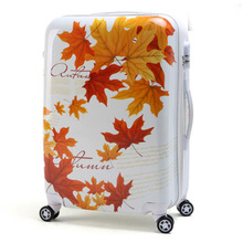 fashion 24 inch new cartoon rolling luggage suitcase children trolley men travel bag women trunk students carry on luggage