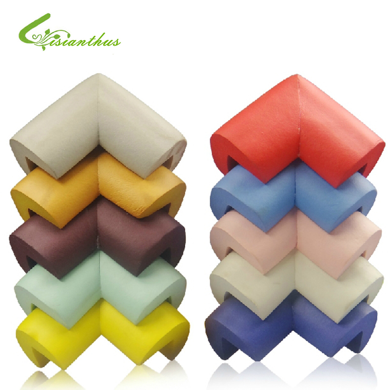 8pcs/ lot Soft Baby Safe Corner Protector Baby Kids Table