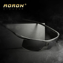 Aluminum Magnesium Men's Sunglasses Polarized Coating Mirror Sun Glasses oculos Male Eyewear Accessories For Men 8530