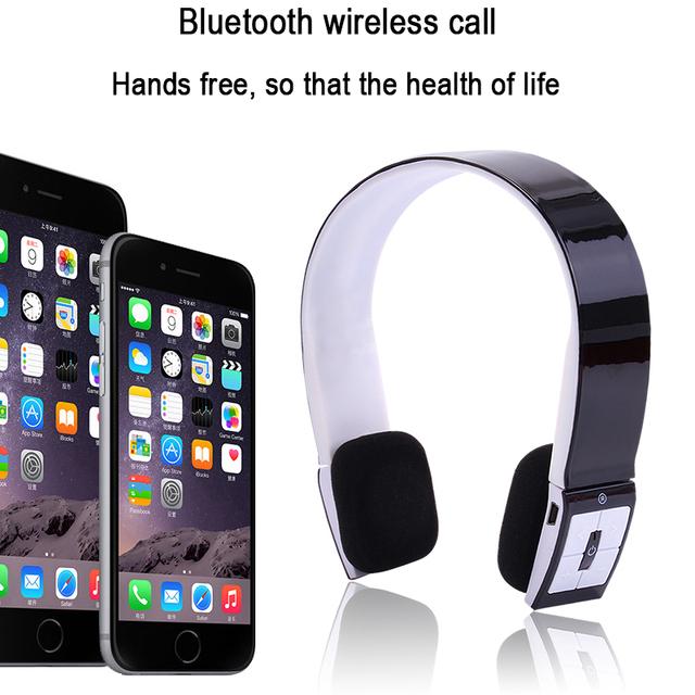 BH-23 Auriculares Bluetooth Inalámbrico Portátil Estéreo Deporte Auricular Cancelación de Ruido Casque Audio Manos Libres Con Micrófono Headfone