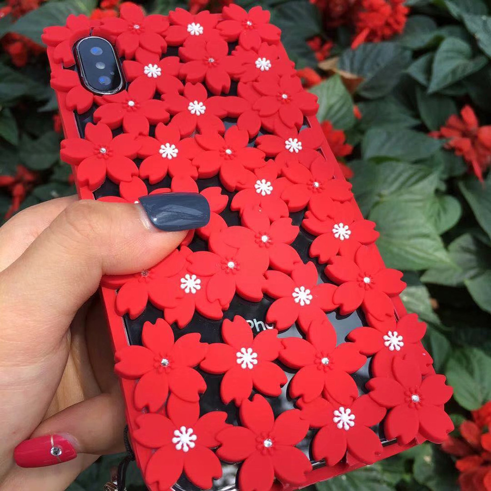 KIPX1048_3_JONSNOW 3D Flower Hollow Out Phone Case For iPhone 7 8 Silicone Cases for iPhone XS XR 6S 7P 8 Plus XS Max Back Cover
