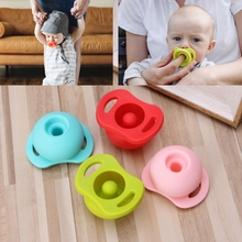 2018 cute funny Silicone Nipple Feeder Funny Soother Flexible Pacifier For Newborn Infant cute newborn silicone funny baby pacifier clips chain animal pacifiers with plush toy soother nipple dog monkey worm anz01