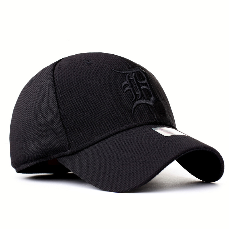 Casual Quick Dry  Snapback Men Full Cap Hat Baseball Running Cap Sun Visor Bone Casquette Gorras 2017 New Polo Hat