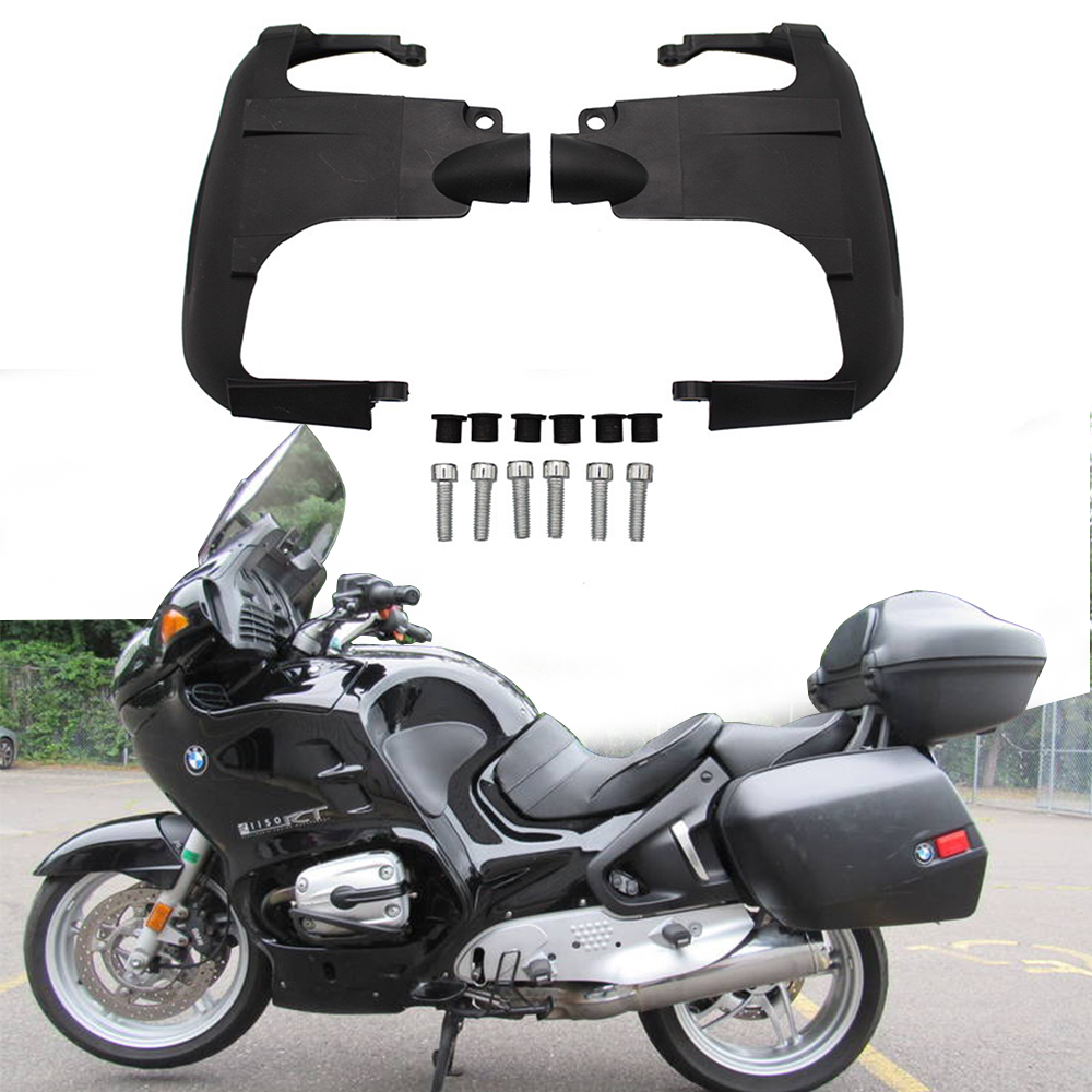 Motorcycle Engine Cylinder Guard Head Protector Side Cover for BMW R1150R R1100S R1150RS <font><b>R1150RT</b></font> R1150 R/S/RS/RT 2004-2005 image