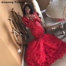 dreaming truing Sexy Prom Dresses With Sleeves Floor Length