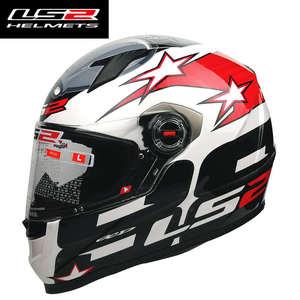 Image 5 - LS2 FF358 フルフェイスmoto rcycleヘルメット女性男性capacete ls2 とインナーパッドカスコmoto capaceteデmoto cicleta