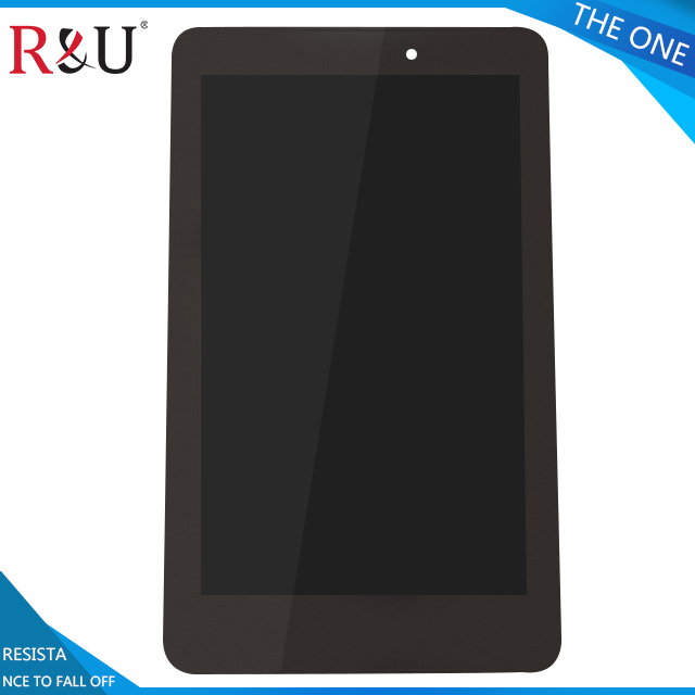 R&U new high quality LCD Display Touch Panel Screen Glass digitizer Assembly with frame For Acer Iconia Tab 8 A1-840 A1 840