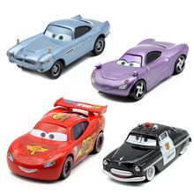 20 Styles Disney Lightning McQueen Pixar Cars Lizzie Diecast Toy Car 1:55 Loose Brand New In Stock & Free Shipping