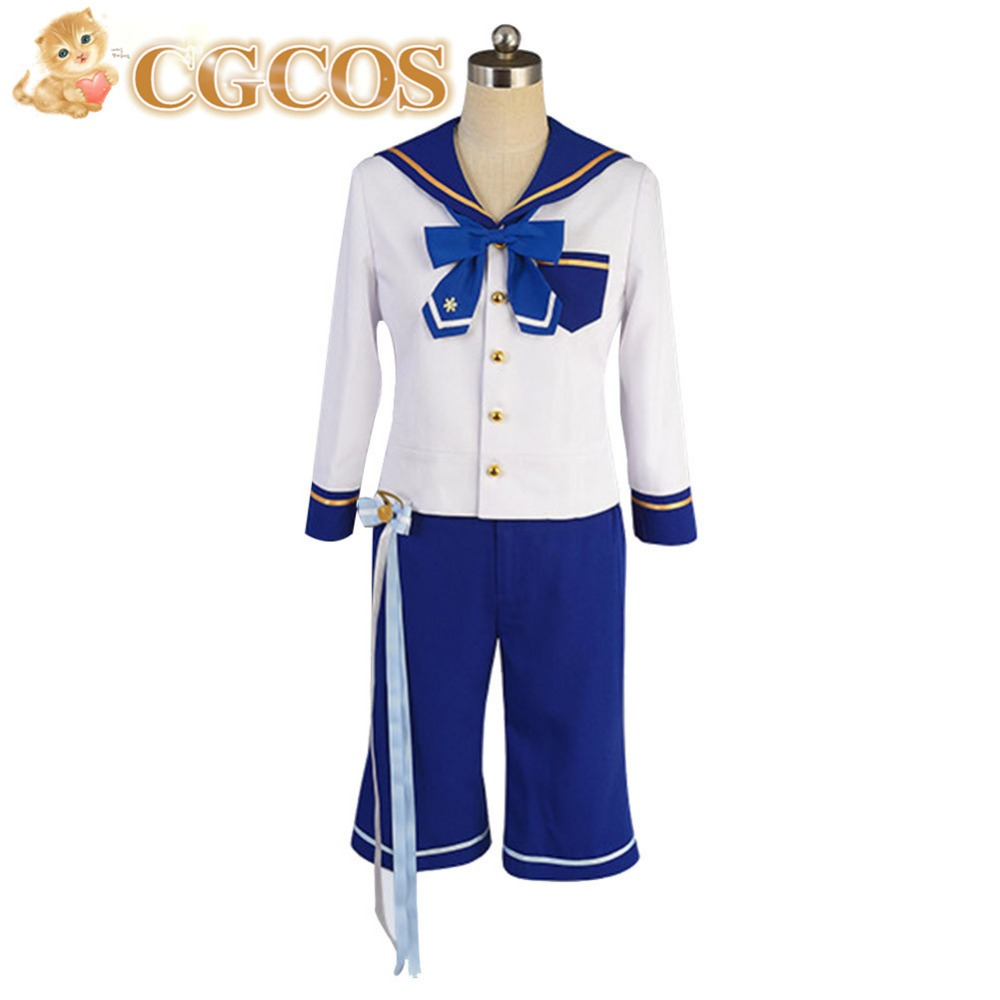 cgcos free shipping cosplay costume ensemble stars rabits hajime shino new stock halloween christmas party uniform in anime costumes from novelty special - Halloween Store New Jersey