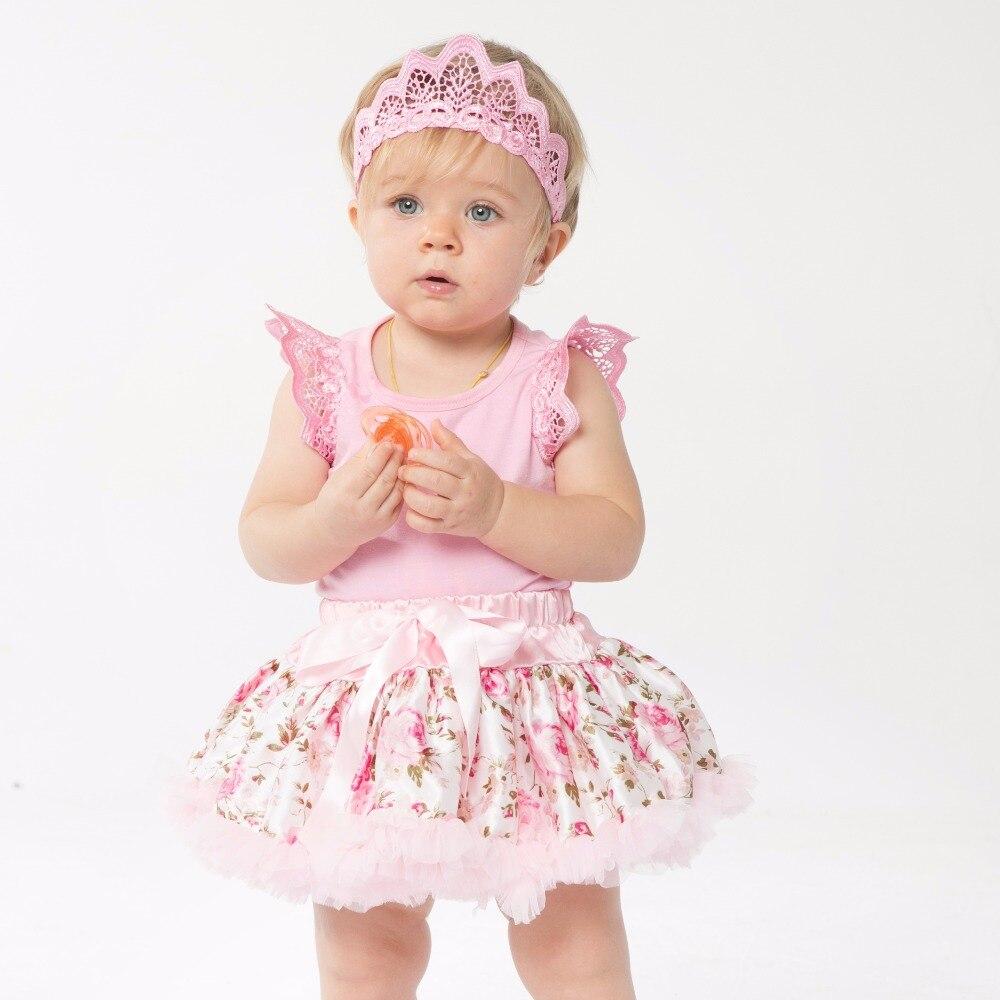 Baby Girl Toddler Dress Sleeveless Summer Princess Party Pageant Wedding Tutu