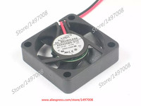 Free Shipping For ADDA AD0405MS-G70 T DC 5V 0.11A 2-wire 2-pin connector 40mm 40x40x10mm Server Square fan Free Shipping