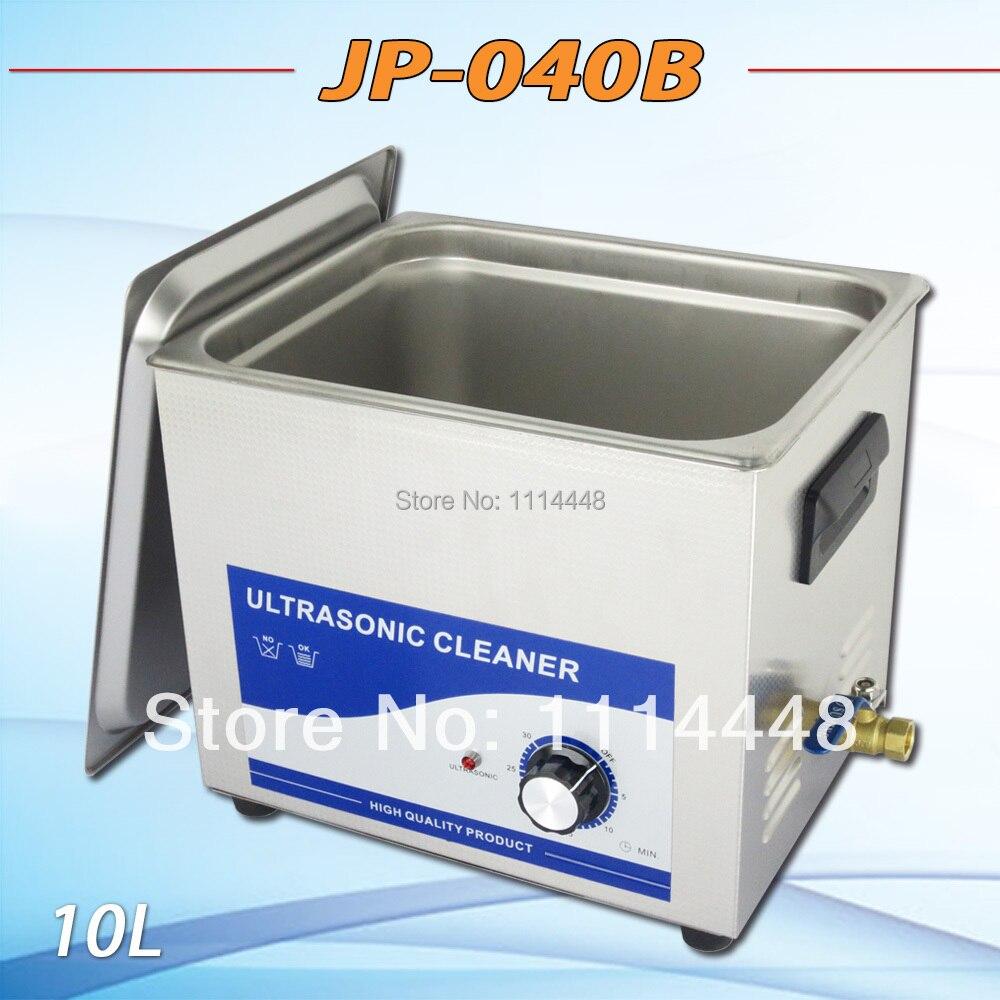 Новый 10L 240 W Ультразвуковой чистящий аппарат JP 040B Аппаратные аксессуары компьютерная материнская плата ультразвуковой очиститель