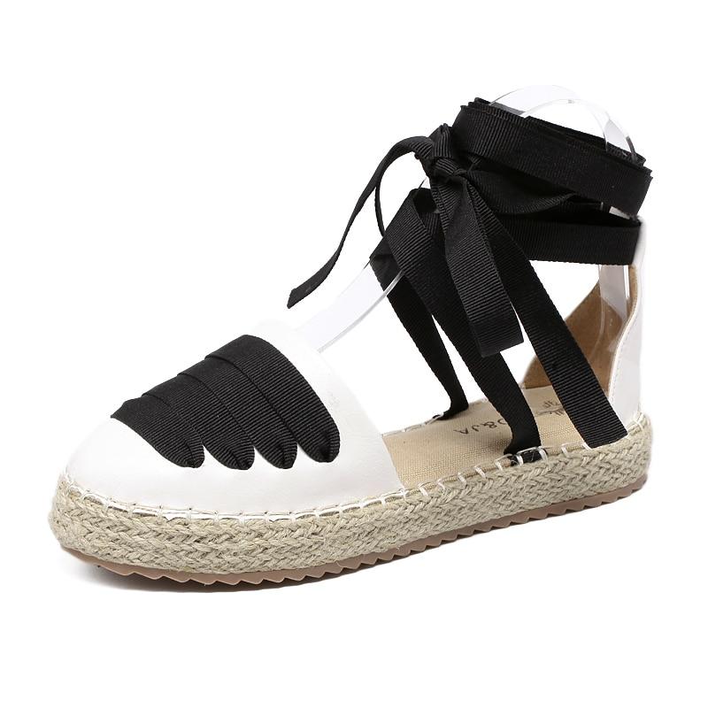 ФОТО 2017 Women Loafers Demin Espadrilles Slip On Slipony Gladiator Flats Platform Shoes Ladies Brand Designer Canvas Espadrilles