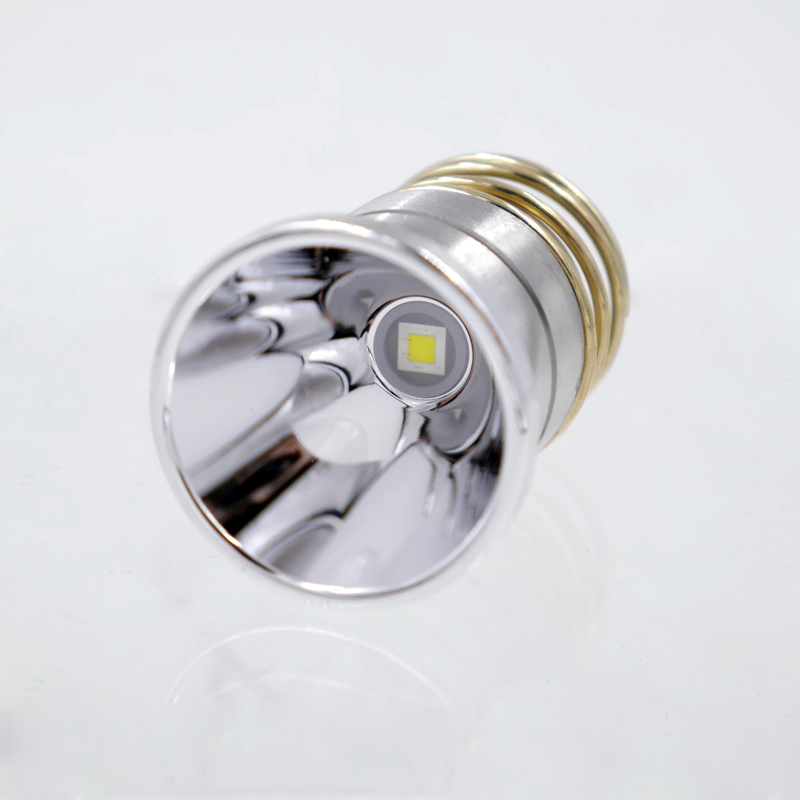 H-M-L DanceLite WF-501B CREE XP-L Hi V3 10W OP 18650 LED Flashlight; 3-Mode