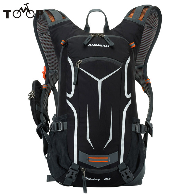 174975904097 Ultralight Mountain Bike Bag Hydration Pack Water Backpack Cycling Bicycle  Bike Hiking Climbing Pouch +