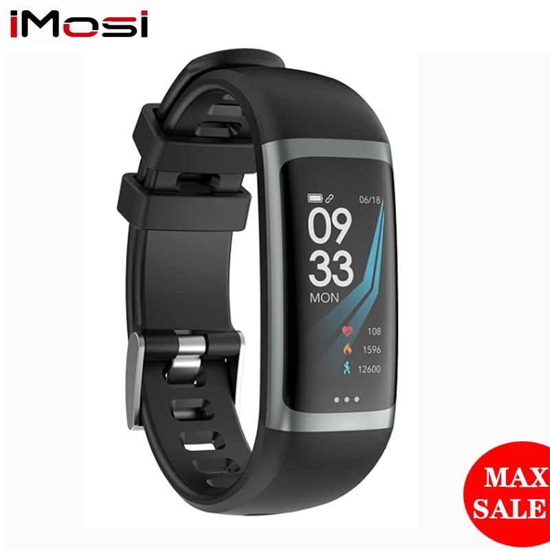 Smart Armband H3D Wristband Hjärtfrekvensmätare Bluetooth 4.0 - Smart electronics