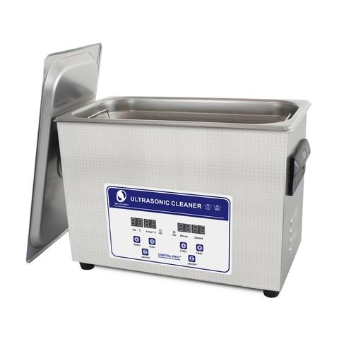 SKYMEN Ultrasonic Cleaner Bath 4.5L 180W 40kHz For Pen-heads, Printer heads, Inkjet Cartridges and Seals,Coins ,Auto parts Multan