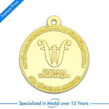 China OEM medals cheap Customized Zinc Alloy 3D Souvenir Gift Metal Medal
