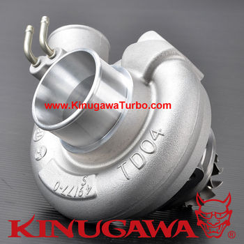 Kinugawa Turbo Cartridge CHRA Kit for Mitsubishi 4D56T TD04-15T Oil & Water-Cooled