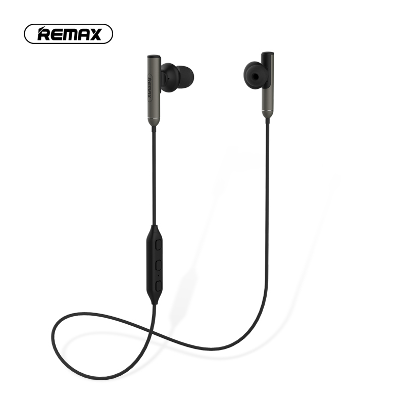Remax RB S9 Sport Wireless Bluetooth Earphone Stereo Headset In Ear HD Stereo Bass Earbuds with