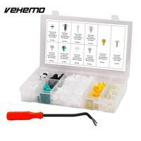 Molding Clip Retainer Plastic Plastic Fastener Trim Tool Door Panel Automobile Molding Clip For