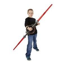 3 dans 1 Star Wars Rebelles Inquisiteur Sabre Laser ROUGE Double Lame Jouets Cadeaux Perdre Aucune Boîte Hasbro043