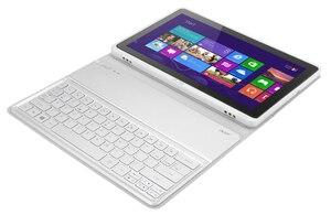 Оригинальный беспроводной чехол с клавиатурой Bluetooth для Acer Iconia W700 с европейской клавиатурой
